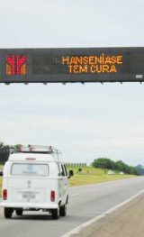 Renovias e Artesp se mobilizam na Campanha Janeiro Roxo