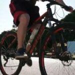 VÍDEO: Ciclista, todo cuidado é pouco na hora de sair pedalando pelas rodovias!