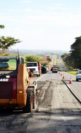 Rodovias passam por obras de recuperação e conservação na próxima semana (17 a 19/02)