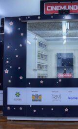 """""""CineMundo"""": Cinematecas são entregues para instituições da região"""