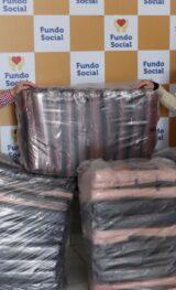 Renovias faz doação de 120 cobertores para Aguaí, Itobi e Mogi Mirim